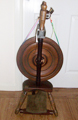 Leonard Williams upright spinning wheel