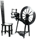 Lislecraft spinning wheel
